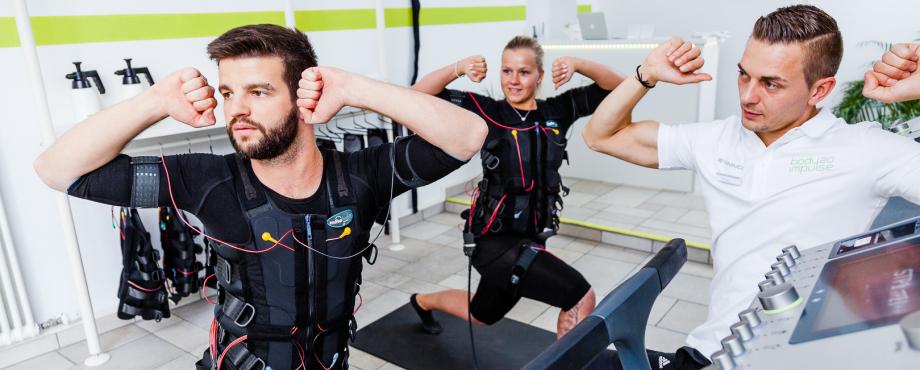 EMS-Training Nagold Neueröffnung BodyImpulse20